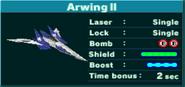 Arwing II