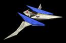 Brawl Sticker Arwing (Star Fox 64)