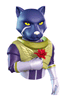 Brawl Sticker Panther (Star Fox Command)