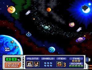 StarFox2 map