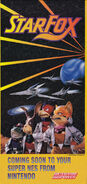 Star Fox Poster - Small