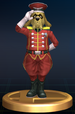 General Pepper - Brawl Trophy