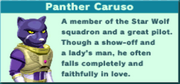 Panther Caruso