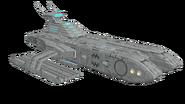Cornerian battleship X-01