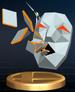 Andross - Brawl Trophy
