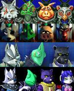 Star Wolf team collage 9313