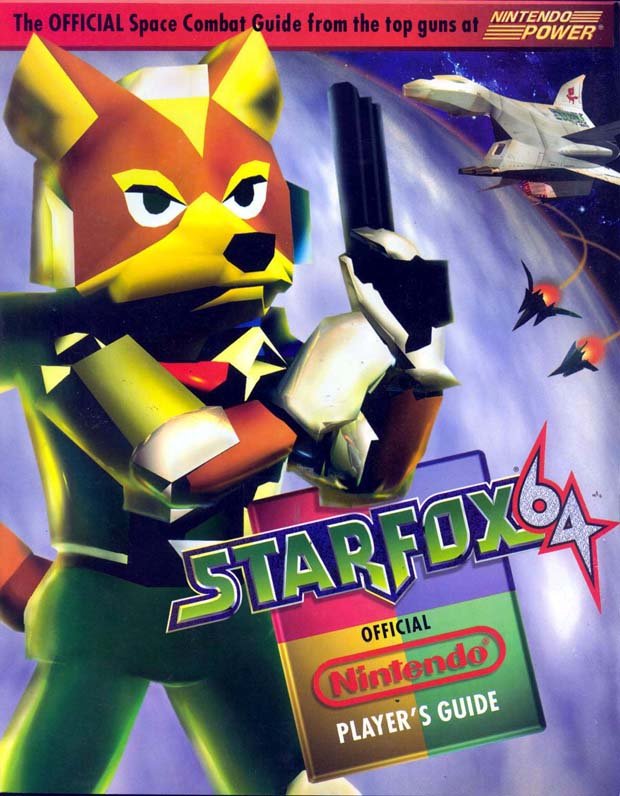 Star Fox 64 Official Nintendo Power Player S Strategy Guide