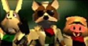 Original star fox team