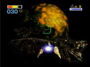 SF64 Area6 Harlock Missiles