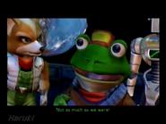 StarFox Adventures ending boss with credits - Part 2 of 2-screenshot