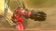 Boss scrapworm-subterranean weapon