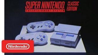 Super Nintendo Entertainment System™ Super NES Classic Edition Features Trailer
