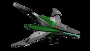 Cornerian elite fighter
