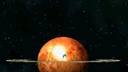 Sector X (C) - Star Fox 64 3D - Road to Star Fox Zero-screenshot