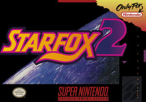 Star Fox 2 cover