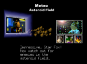 SF64 Meteo Intro
