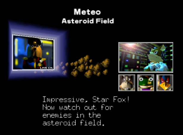 Archivo:SF64 Meteo Intro.png