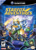 Star Fox Adventures cover