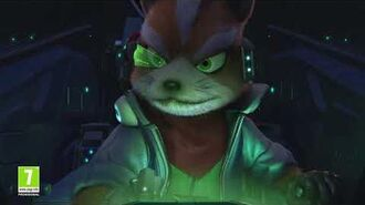 Star Fox Starlink Battle for Atlas E3 2018 reveal Trailer