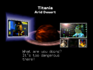 SF64 Titania Intro