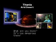 SF64 Titania Intro