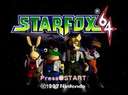StarFox64Intro