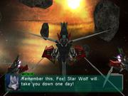 Star Wolf Assault Sargasso
