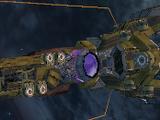Venomian Battlecruiser