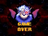 StarFox2 GameOver