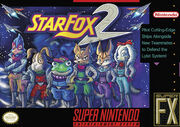 Snes starfox2 package