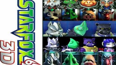 StarFox 64 3D - Star Wolf Theme Extended