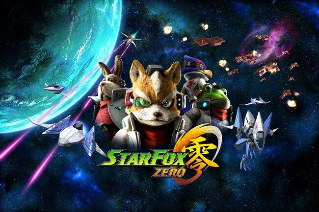 Star Fox Zero estreno