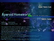 SFA DR Aparoid Homeworld