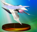Arwing Trophy Melee