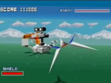 Star Fox (WarioWare: Smooth Moves)