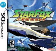 Star Fox Command cover
