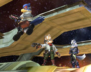 Star-fox-characters-playable-in-super-smash-bros-brawl
