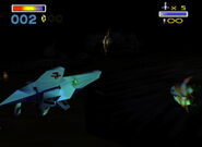 Star Fox 64 Aquas Fish