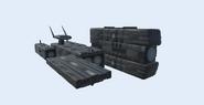Cornerian Frigate X-01