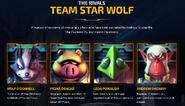 Star wolf zero