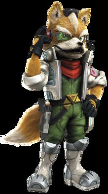 SFZ-Fox McCloud