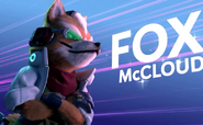 Fox McCloud Intro from Starlink Battle of Atlas