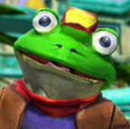 Slippy Star Fox Adventures