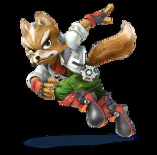 Fox Mccloud Arwingpedia Fandom Powered By Wikia