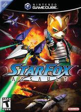 Star Fox Assault cover