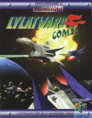 Lylat Wars Comic Cover