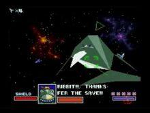 Star Fox - Starwing Sector Y Whale