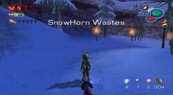 SnowHornWastesland