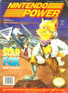 Star Fox Nintendo Power