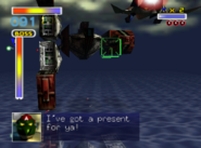 SF64 Corneria Attack Carrier 04